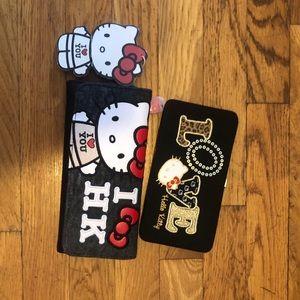 Hello Kitty Clutch/Wallet Set 😍